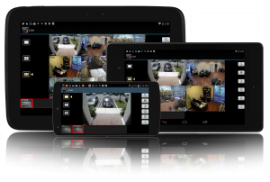Android-CCTV-Viewer-App